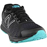Cheap New Balance Men's FuelCore Rush v3 Running Shoe, Black/Pisces, 9.5 D US