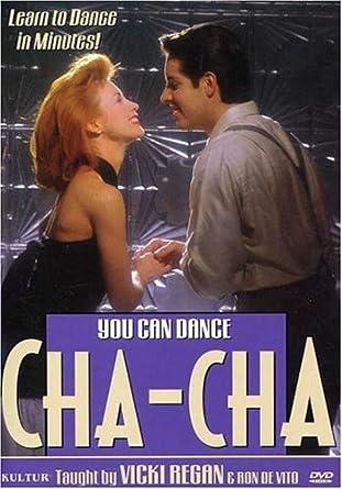 You Can Dance: Cha Cha [USA] [DVD]: Amazon.es: Vicki Regan ...
