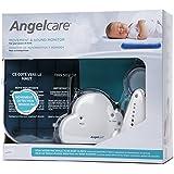 Amazon Com Angelcare Movement And Sound Monitor Aqua