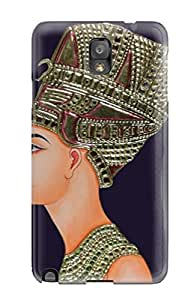 Ultra Slim Fit Hard Rex Harper Case Cover Specially Made For Galaxy Note 3- Painting