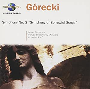 Symphony 3: Symphony of Sorrowful Songs