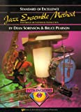 img - for Standard of Excellence Jazz Ensemble Method - 1st Tenor Saxophone book / textbook / text book