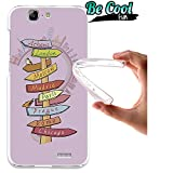 Becool® - Cover Gel Flexible Huawei Ascend G7, TPU Case made out of the best Silicone, protects and adapts flawlessly to your Smartphone, together with our exclusive designs. Every destination
