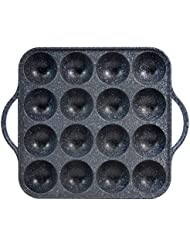 CookKing - TAKOYAKI Nonstick Grill Pan/Cooking Plate, Made in Korea