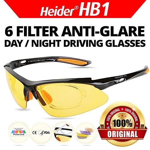 Heider HB1 Driving Glasses prescription product image