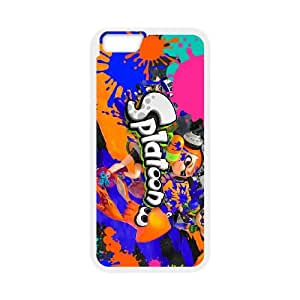 iPhone 6 4.7 Inch Cell Phone Case White Splatoon 010 Dpaup