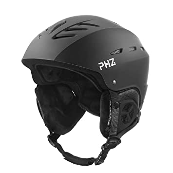 Amazon.com: PHZ. Casco de esquí, casco de snowboard ...