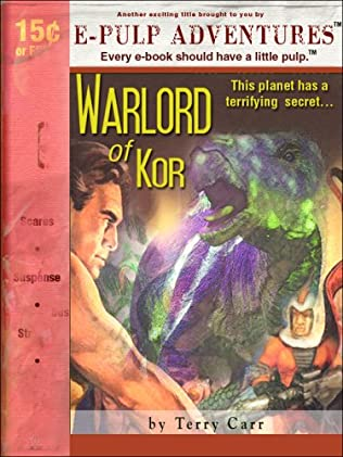 book cover of Warlord of Kor