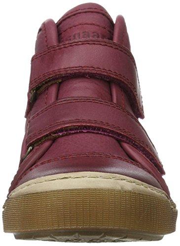 Bisgaard Klettschuhe - Zapatillas Unisex Niños Pink (4000 Pink)