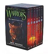 Warriors: Omen of the Stars Box Set: Volumes 1 to 6