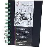 Sketchbook Style Espiral Verde 120 g/m² A-6 com 64 Folhas Hahnemuhle Sketchbook Style Espiral Verde 120 g/m² A-6 com 128 Folhas Hahnemuhle