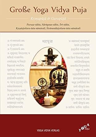 Amazon.com: Das große Yoga Vidya Puja Buch: Großer Yoga ...
