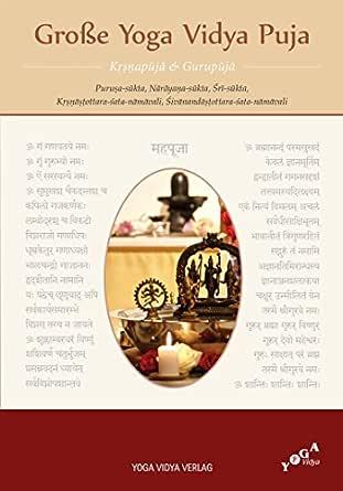 Das große Yoga Vidya Puja Buch: Großer Yoga Vidya Puja ...