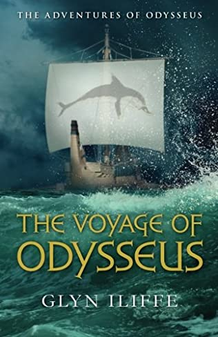 book cover of The Voyage of Odysseus