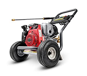 Karcher G 3000 OH Gas Power Pressure Washer, Honda Engine GC190 Performance Series, 3000 PSI, 2.5 GPM