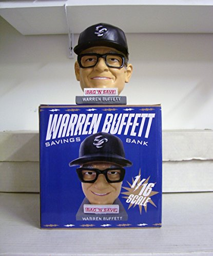Warren Buffett Omaha Storm Chasers Baseball SGA - 05/05/12 Bank
