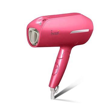 Secadores de pelo Secador de cabello Ion de agua nano, control de temperatura inteligente de alta ...