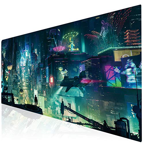 Imegny Extended Gaming Mouse Pad