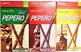 Lotte Pepero Variety Value Package