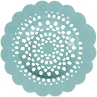 millet16zjh ⓂⒾⓁDurable Silicone Flower Hollowed Sink Strainer Filter Bath Drain Cover Home Kitchen Cleaning Tool Blue