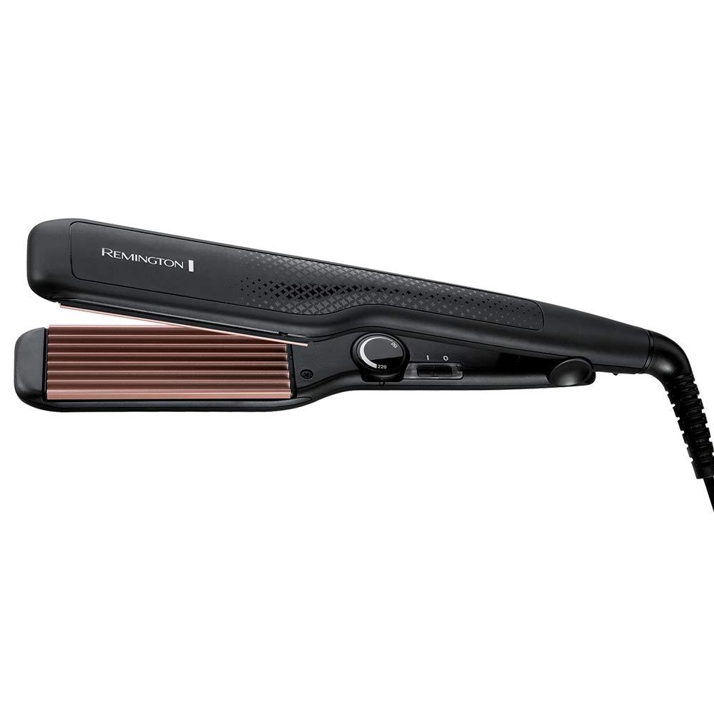 Remington S3580 Piastra Per Capelli, Nero/Oro 45632560100