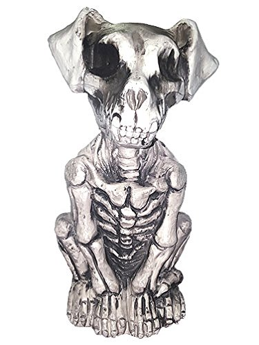 Halloween Dog Skeleton Decoration