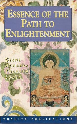 Full book download Essence of the Path to Enlightenment auf Deutsch PDF MOBI 064634241X