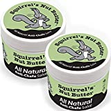 Squirrel's Nut Butter All Natural Anti Chafe, Extreme Bundle Pack (.5oz 2 Pack)