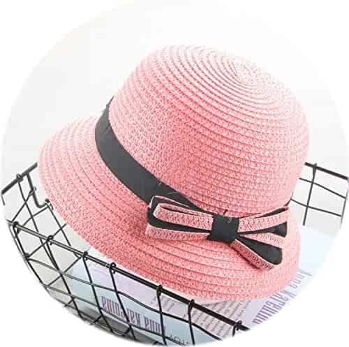 f98b4344 Love & Freedome 2019 New Summer Hat Kids Breathable Straw Hat Hat Kids Boy  Girls Hats