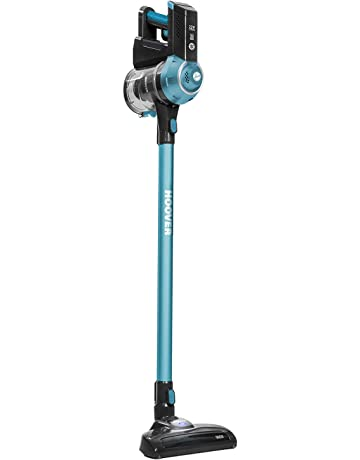 Hoover Freedom 3in1 Cordless Stick Vacuum Cleaner FD22BR, Handheld, Above Floor, Lightweight, Wall Mount, Tools - Black/Red