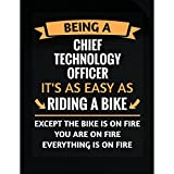 Funny Chief Technology Officer Design Gift - Sticker