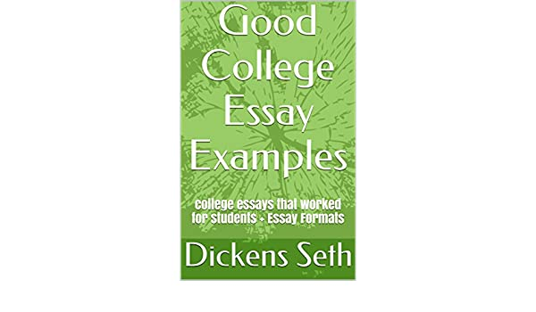 Amazon.Com: Good College Essay Examples: College Essays That