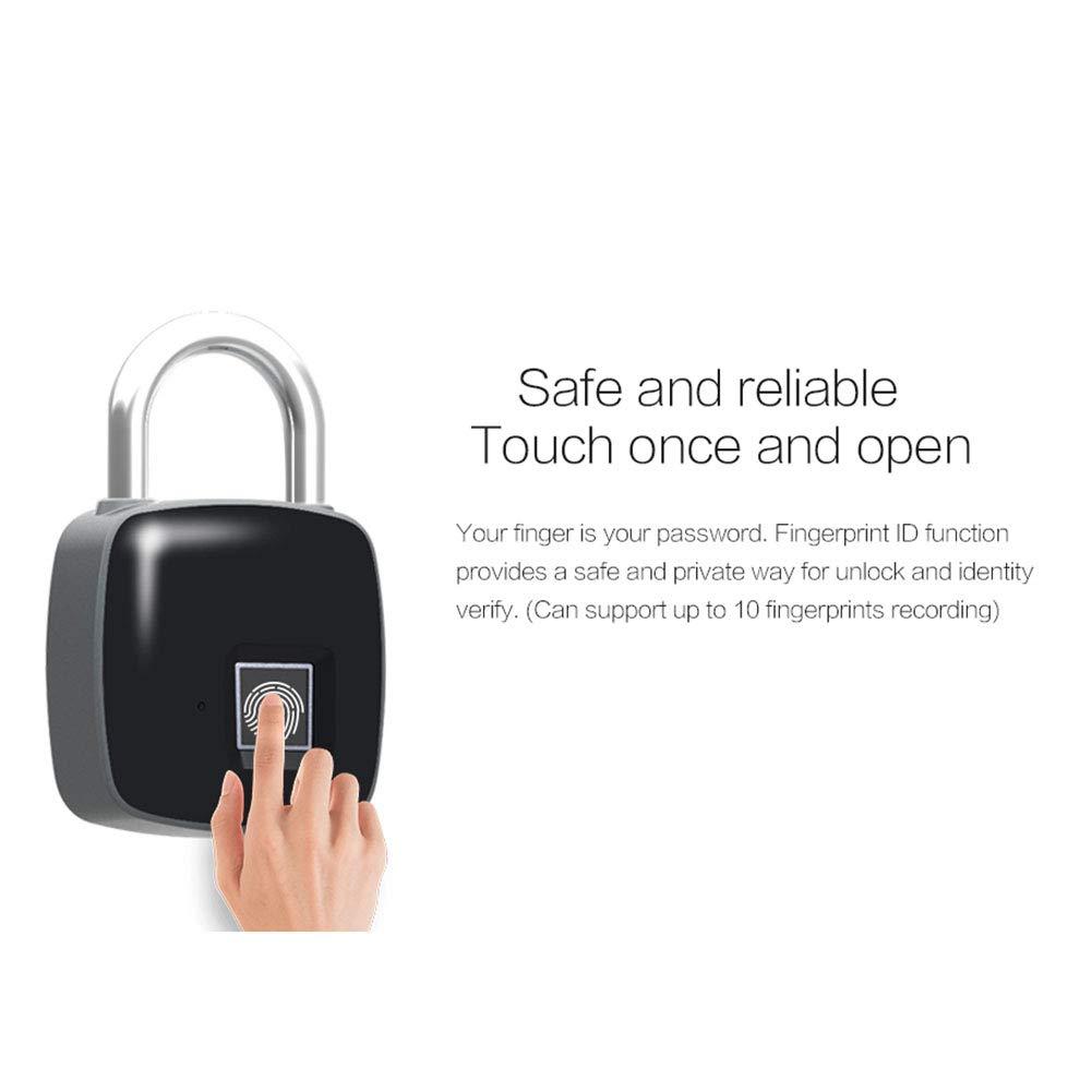 Fingerprint Recorder App