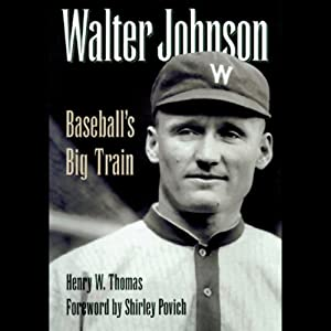 Walter Johnson Audiobook