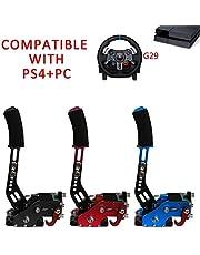 For Racing Games G295 / G27 / G29 / G920 T300RS PS-4 + PC USB handrem + Clamp Logitech Brake System Handrem Auto Parts Replacement Voor auto-rem