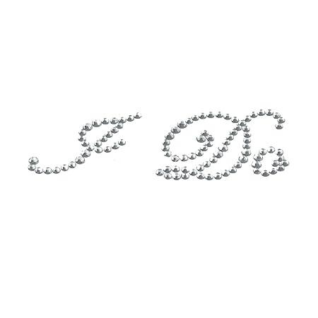 I Do Clear Crystal Wedding Shoe Sticker (XSS01)  Amazon.co.uk  Kitchen    Home d3fe3521f377