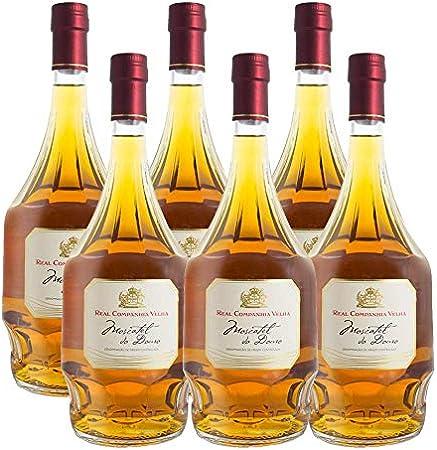 Moscatel do Douro RCV - Vino Fortificado - 6 Botellas