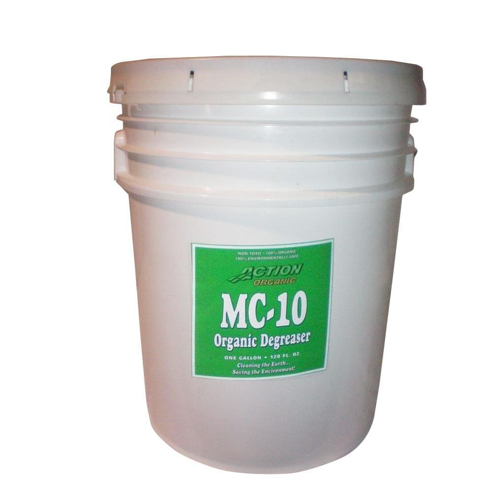 ACTION ORGANIC 5 gal. X3 Concentrate Organic All-Purpose Cleaner and Degreaser by Action Chemical Technologies, Inc. (Image #1)