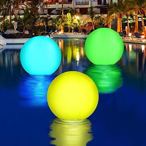 Light Up Balls For Garden in US - 8