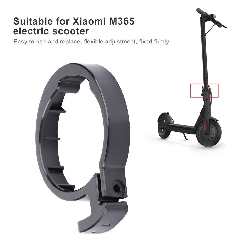 Tbest Accesorios para Xiaomi M365 Scooter Eléctrico,Anillo de Hebilla de Scooter Eléctrico Círculo Cerrado Anillo de Protector de Retención para ...
