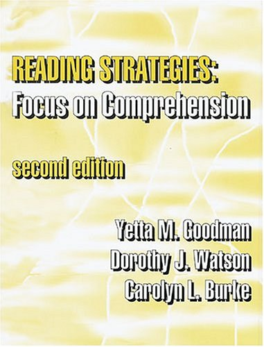 Reading Strategies,Focus on Comprehension 2nd edition