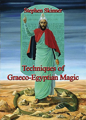 Techniques of Graeco-Egyptian Magic by Llewellyn