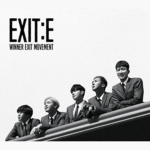 WINNER [EXIT:E] WESTMINSTER VER Limited Edition CD+ PHOTO BOOK+BADGE+FILM+ POLAROID Mini Album Sealed ()