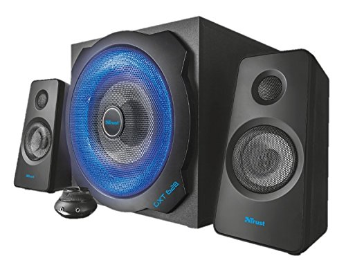 686 opinioni per Trust GXT 628 Set Altoparlanti Subwoofer 2.1- Limited Edition