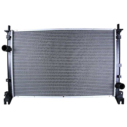 Prime Choice Auto Parts RK1062 New Aluminum Radiator