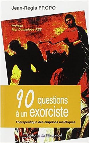 Résultats de recherche d'images pour «90 questions à un exorciste»