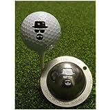 Tin Cup Golf Ball Custom Marker Tool - Incognito (Heisenberg)