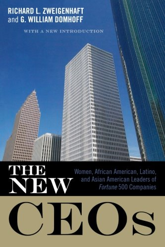 Search : The New CEOs: Women, African American, Latino, and Asian American Leaders of Fortune 500 Companies