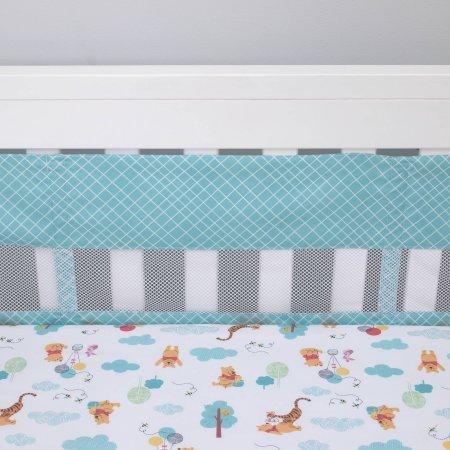 Disney Pooh Best Friends Secure Me Crib Liner