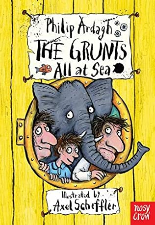 book cover of Grunts All at Sea